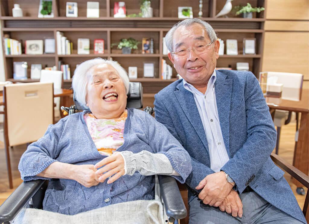 ホスピタルメント文京弥生|石井 利江様・重喜様 ご夫妻